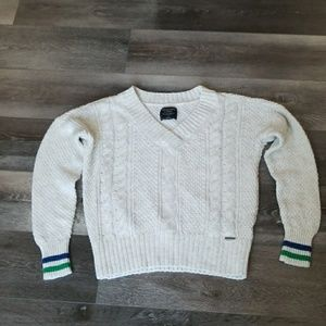 Abercrombie and Fitch varsity sweater